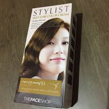 silky hair color cream golden blonde