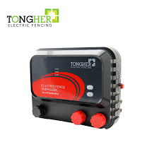 Diy Security High Voltage Electric Fence Protection View Electric Wire Fence Tongher Product Details From Shenzhen Tongher Technology Co Ltd On Alibaba Com