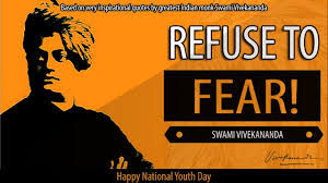 refuse to fear swami vivekananda very inspirational message