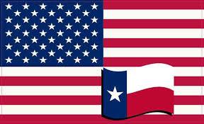 5x3 United States Of America And Texas Flag Sticker Vinyl Patriotic Decal Flag Decal Michigan Flag Vinyl Sticker