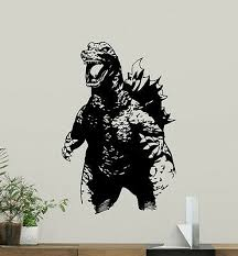 Ghostbusters Movie Smashed Wall Decal Graphic Wall Sticker Art Mural H556