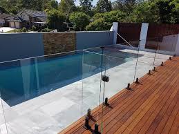 Matt Black Pool Glass Spigot Square Spigots Duplex 2205 Stainless Steel Ebay