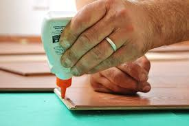 nail or glue wood flooring installation