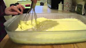 homemade ice cream without an ice cream