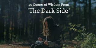 the positive power your dark emotions