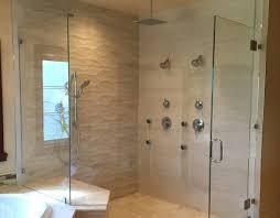 glass pasadena shower door enclosures