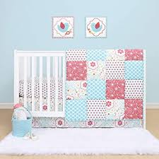 baby quilt crib sheet and dust ruffle