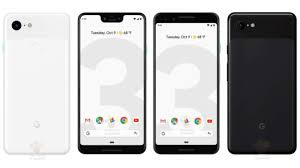 google pixel 3 xl s leaked wallpapers