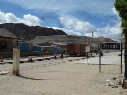 Last days in Bolivia and crossing the border from Bolivia to Argentina  (Tupiza to Salta)