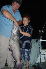 Darryl Smith has targeted blue catfish at Santee Cooper for years. -  Carolina Sportsman