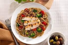 barilla whole grain spaghetti with