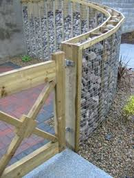 60 Gabion Fence Ideas Gabion Fence Gabion Wall Garden Design