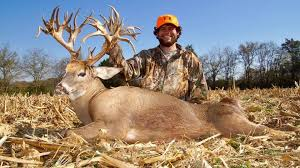 Whitetailwednesday Not Every Big Buck Is A Poached Or High Fence Deer