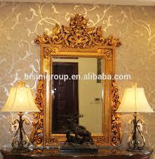 royal imperial gold carving framed