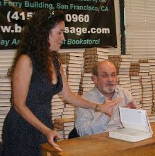 Salman Rushdie at Book Passage (With images) | Book passage ...