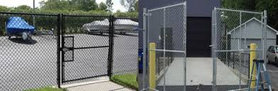 Chain Link Fence Gates Framed Chain Link Netting Panels With Rollers