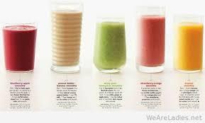 healthy smoothie recipes las