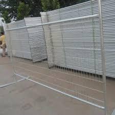 China Usa Australia Hot Sale Galvanized Welded Wire Mesh Temporary Fence Panels China Temporary Fence Panels Welded Temporary Fences