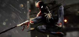hd wallpaper spiderman ps4 games hd