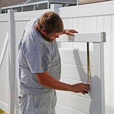 Pvc Vinyl Fence Repair Spring Hill Fl Vinyl Fence Damaged