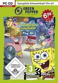 game ps2 spongebob light camera pants