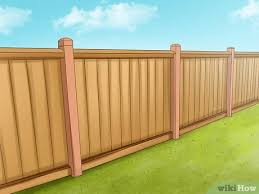 3 Ways To Choose A Dog Fence For Your Yard Wikihow