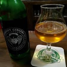 Johnny Ginger - Dead Armadillo Craft Brewing - Untappd