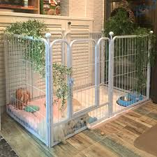 Dog Cages For Large Dogs Small Dogs Dog Cages For Medium Dogs Dog Fences Dog Fences Indoor Pet Fences Shopee Malaysia