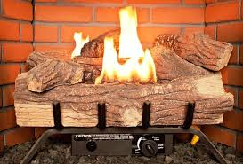 vent free and vented gas logs