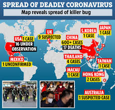 LAX passenger and Texas patient 'show coronavirus symptoms' as ...