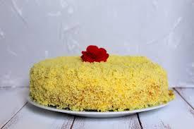 Mimosa charlotte: la golosa e originale ricetta per la festa delle ...