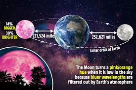 Pink Moon linked to 'end of days' omen ...