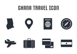 travel icons free vector art 14 540