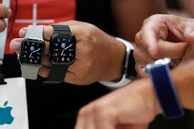 first look the apple watch series 5