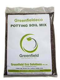 greenfieldeco 100 organic potting soil