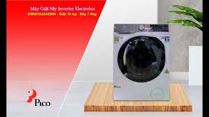 Máy Giặt Sấy Inverter Electrolux EWW1042AEWA - Giặt 10 kg - Sấy ...