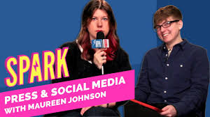 Rallying Support 1: Press & Social Media w/ Maureen Johnson - YouTube