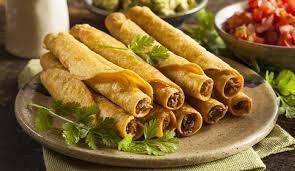 tacos dorados de picadillo receta sencilla
