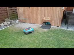 top 10 best robot lawn mower garage ideas