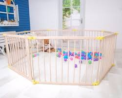 Foldable Baby Playpen With Gate 6 Panels Wooden Game Fence Kids Play Zone Foldable Baby Playpen With Gate 6 Panels Wooden Game Fence Kids Play Zone Suppliers Manufacturers Tradewheel