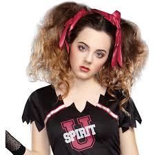vire cheerleader makeup ideas