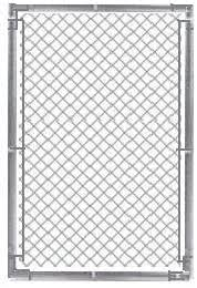 Galv Chain Link Fence Gate 5 Ft High X 5 Ft Wide Garden Gates Amazon Com