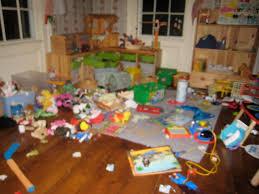 Toy Room Purge Stage 1 Denial