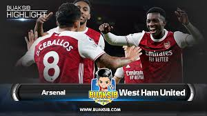 Highlights Arsenal Vs West Ham United Premier League Matchday 2 2020/21