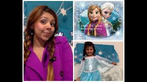 how to look like anna and elsa from