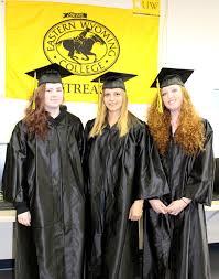 MHS students earn EWC degree and high school diploma | Eastern ...