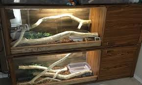 7 free diy reptile enclosure plans