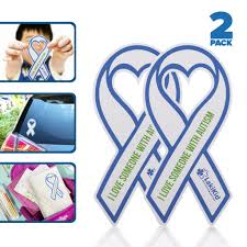 Lakikid Autism Awareness Sticker Ideal Ribbon Stickers For Your Car