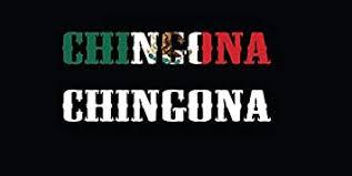 Amazon Com Chingona Decal Car Window Vinyl Sticker Mexico Trucking Sticker Mexican Flag 9 H 1 4 Automotive