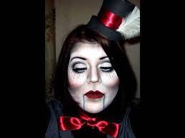 sengoonkon sopo ventriloquist dummy makeup